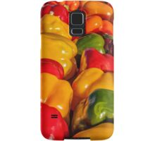 Sweet Bell Peppers Samsung Galaxy Case/Skin