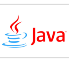 Java Sticker Sticker