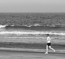 (Running with) The Rhythm Of The Ocean by Scott Ruhs