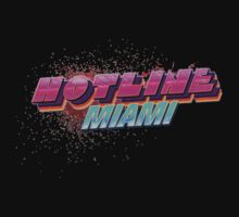 Hotline Miami ! T-Shirt