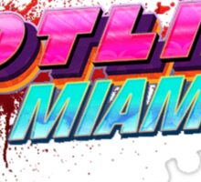 Hotline Miami ! Sticker