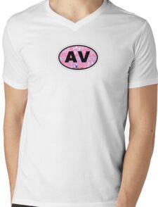Avalon - New Jersey. Mens V-Neck T-Shirt