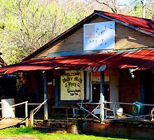 Sciples Mill Store by Ginger  Barritt