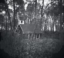 Enchanted Schoolhouse by Paul Lavallee