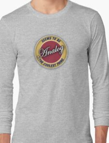 Analog Long Sleeve T-Shirt