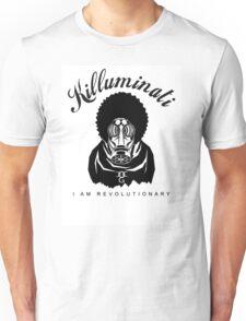 Killuminati I Am Revolutionary Mask Unisex T-Shirt