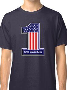 USA guitars Classic T-Shirt