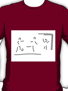 soccer shot at goal football T-Shirt
