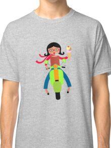 Italian girls love ice cream Classic T-Shirt