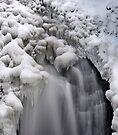 Ice Falls by Stephen Beattie