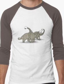 Extinction Men's Baseball ¾ T-Shirt