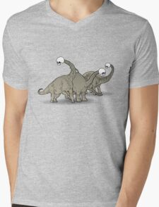 Extinction Mens V-Neck T-Shirt