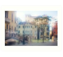 Venice - A Romantic Consciousness Art Print