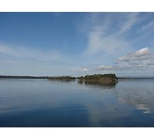 Peaceful St Georges Basin Photographic Print