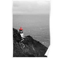 Makapu'u Point Lighthouse Poster