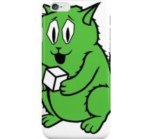 Kitty Kubus iPhone Case/Skin