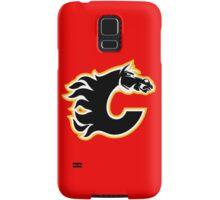 Calgary Flames - On Fire! Samsung Galaxy Case/Skin
