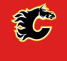 Calgary Flames - On Fire! Unisex T-Shirt