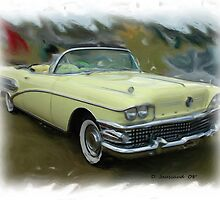 58' Roadmaster Convertable by ezcat