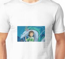 Spirited Away Feat. Sen Unisex T-Shirt