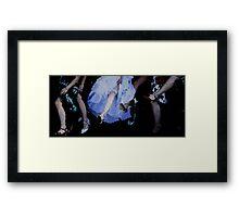 Leggingss  Framed Print