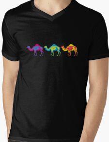 _Caravanink_ Mens V-Neck T-Shirt