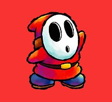 Red Shy Guy by nap3r