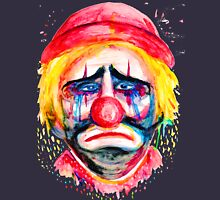 Sad Clown Unisex T-Shirt