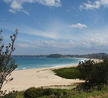 Mollymook Beach 2 by Vanessa Moss
