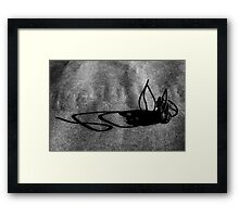 Linear Sculpture - second series #6 Framed Print