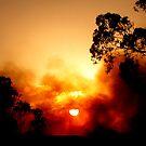 ~Fiery Sky~ by a~m .