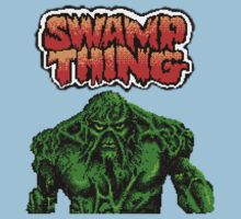 Swamp Thing Kids Clothes