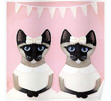 The Siamese Sisters Poster