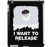 I want to release iPad Case/Skin