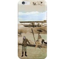Art Deco Wings iPhone Case/Skin