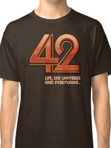 Forty-Two Classic T-Shirt