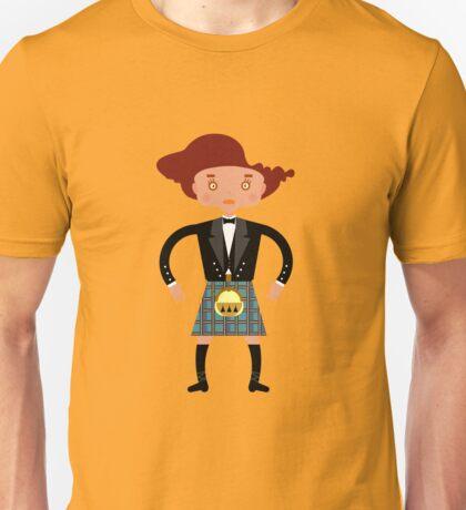 Scottish in kilt! T-Shirt