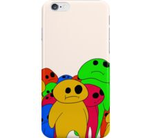 Colorful Sadness iPhone Case/Skin