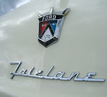 Ford Fairlane by Julia Washburn