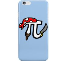 Pi Pirate iPhone Case/Skin