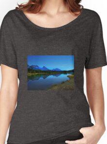 Kananaskis Reflection Women's Relaxed Fit T-Shirt