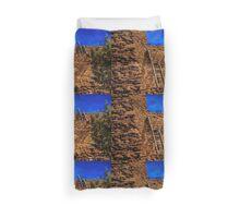 Hopi House Duvet Cover