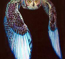 Fly By Night  by Christine Cholowsky