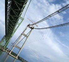 Tacoma Narrows by Julia Washburn