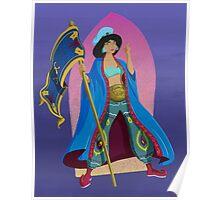 Princesses of Wrestling: Jasmine the Iron Sheikha Poster