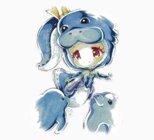 Chibi Urf the Nami-tee by Pixel-League