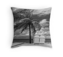 Paradise.. for two Throw Pillow