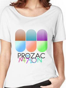 PROZAC NATION Women's Relaxed Fit T-Shirt