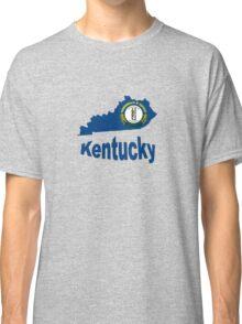 kentucky state flag Classic T-Shirt