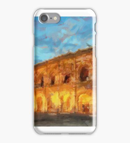 Eternal city iPhone Case/Skin